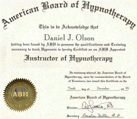 Hypnotherapy training programs